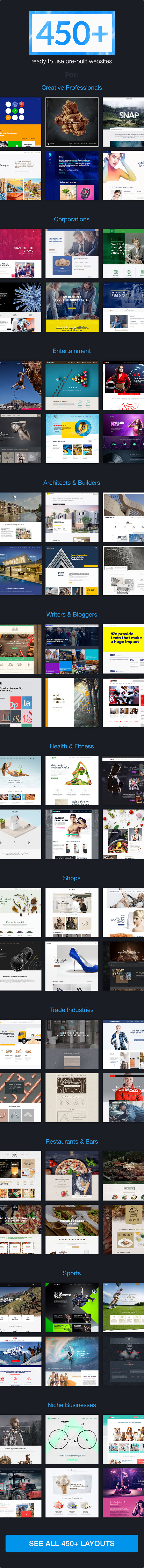 BeTheme - HTML Responsive Multi-Purpose Template - 1